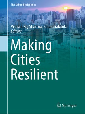 cover image of Making Cities Resilient