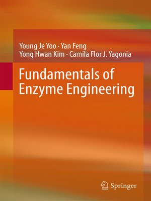 cover image of Fundamentals of Enzyme Engineering