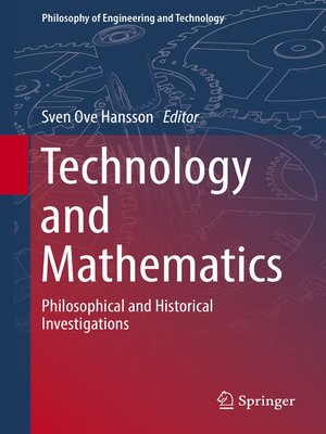cover image of Technology and Mathematics