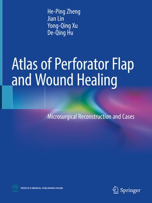 cover image of Atlas of Perforator Flap and Wound Healing