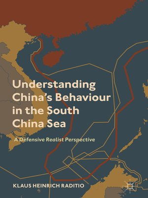 cover image of Understanding China's Behaviour in the South China Sea