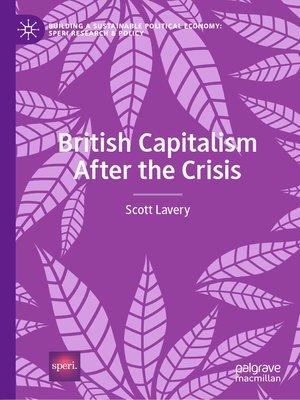 cover image of British Capitalism After the Crisis