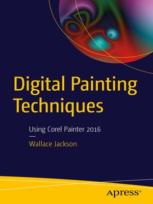 cover image of Digital Painting Techniques