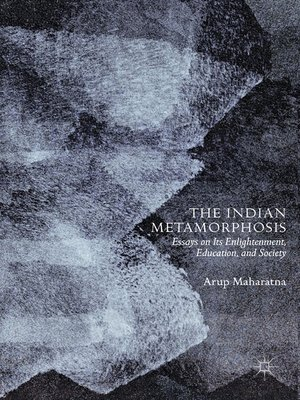cover image of The Indian Metamorphosis