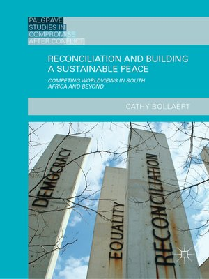 cover image of Reconciliation and Building a Sustainable Peace