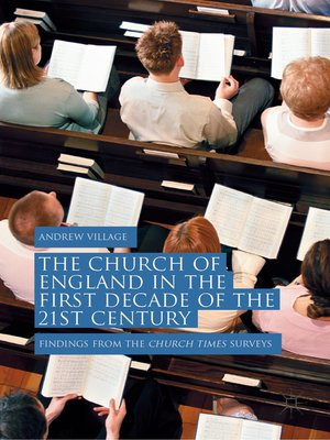 cover image of The Church of England in the First Decade of the 21st Century