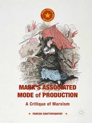 cover image of Marx's Associated Mode of Production