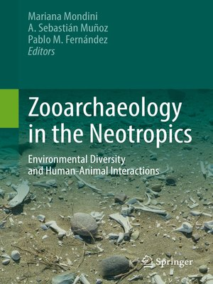 cover image of Zooarchaeology in the Neotropics