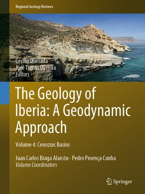 cover image of The Geology of Iberia