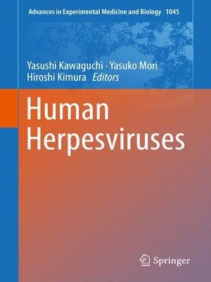 cover image of Human Herpesviruses