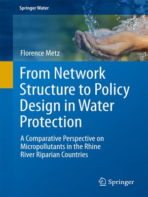 cover image of From Network Structure to Policy Design in Water Protection