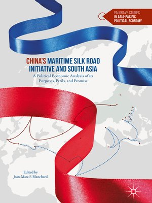 cover image of China's Maritime Silk Road Initiative and South Asia