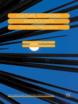 cover image of Culture, Economy and Politics