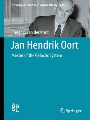 cover image of Jan Hendrik Oort