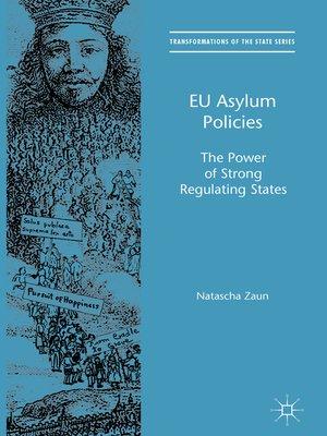 cover image of EU Asylum Policies