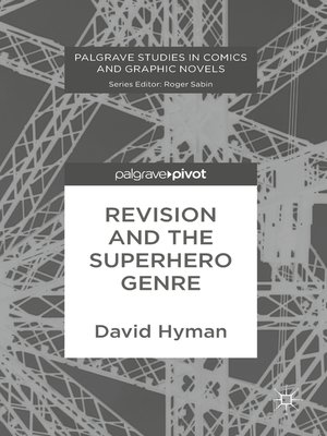 cover image of Revision and the Superhero Genre