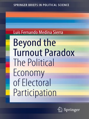 cover image of Beyond the Turnout Paradox
