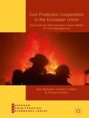 cover image of Civil Protection Cooperation in the European Union