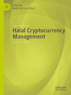 cover image of Halal Cryptocurrency Management