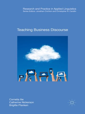 cover image of Teaching Business Discourse