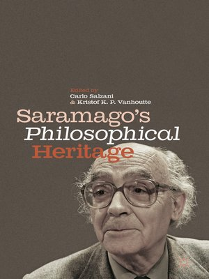 cover image of Saramago's Philosophical Heritage