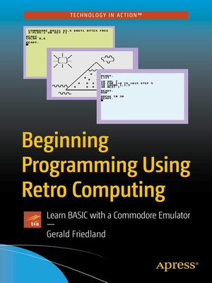 cover image of Beginning Programming Using Retro Computing