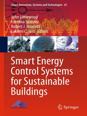 cover image of Smart Energy Control Systems for Sustainable Buildings