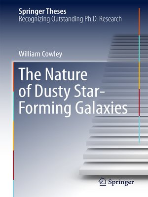 cover image of The Nature of Dusty Star-Forming Galaxies
