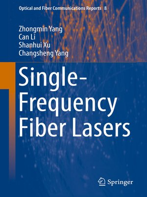cover image of Single-Frequency Fiber Lasers