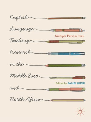 cover image of English Language Teaching Research in the Middle East and North Africa
