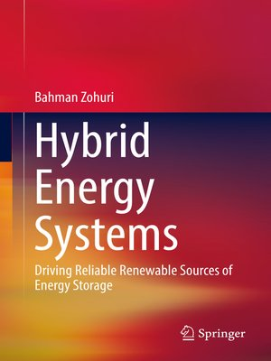 cover image of Hybrid Energy Systems