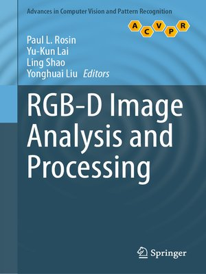 cover image of RGB-D Image Analysis and Processing