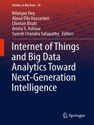 cover image of Internet of Things and Big Data Analytics Toward Next-Generation Intelligence