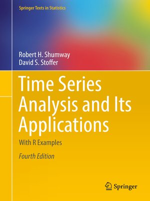 cover image of Time Series Analysis and Its Applications
