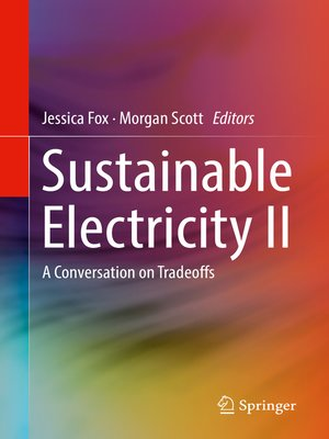 cover image of Sustainable Electricity II