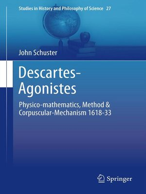 cover image of Descartes-Agonistes