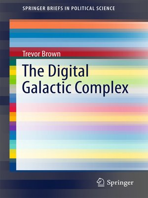cover image of The Digital Galactic Complex