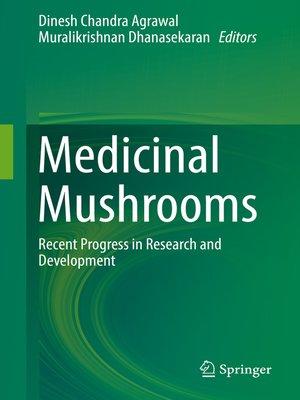 cover image of Medicinal Mushrooms