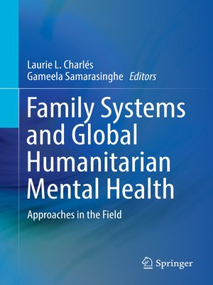 cover image of Family Systems and Global Humanitarian Mental Health