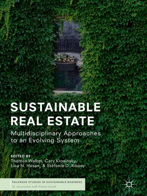 cover image of Sustainable Real Estate