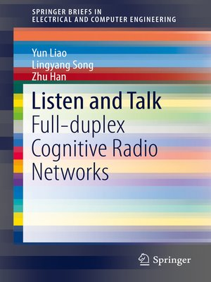 cover image of Listen and Talk