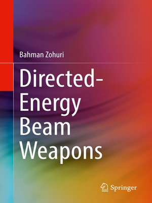 cover image of Directed-Energy Beam Weapons