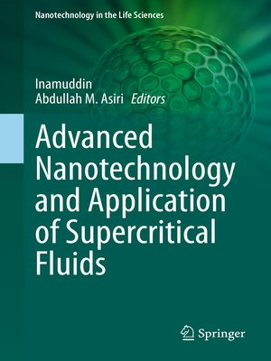 cover image of Advanced Nanotechnology and Application of Supercritical Fluids