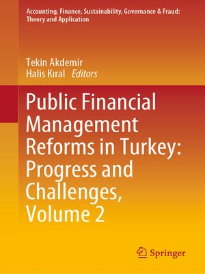 cover image of Public Financial Management Reforms in Turkey