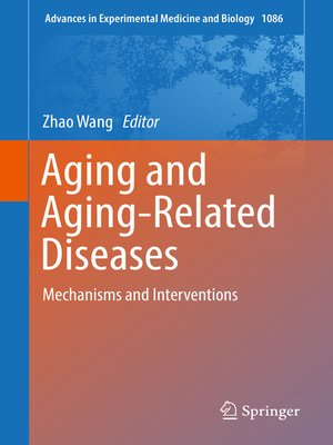 cover image of Aging and Aging-Related Diseases