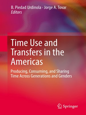 cover image of Time Use and Transfers in the Americas
