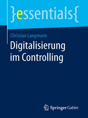 cover image of Digitalisierung im Controlling