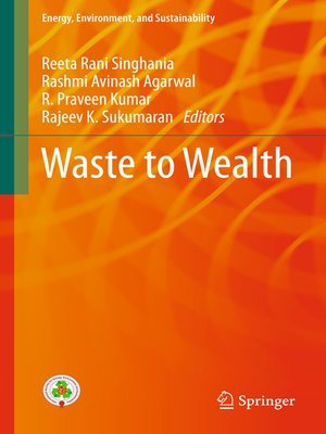 cover image of Waste to Wealth