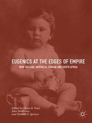 cover image of Eugenics at the Edges of Empire