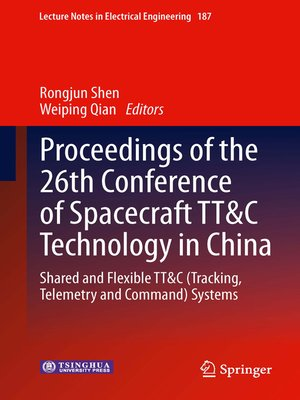 cover image of Proceedings of the 26th Conference of Spacecraft TT&C Technology in China